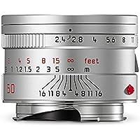 Leica 50mm f/2.4 Summarit-M Manual Focus Lens (Silver)