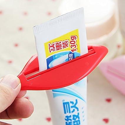 Global Brands Online 2pcs exprimidor de Crema del Tubo del Producto de Limpieza del Tratamiento Facial