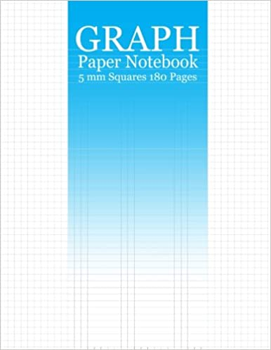 Amazon com: Graph Paper Notebook: 180 Pages of 8 5x11 inches
