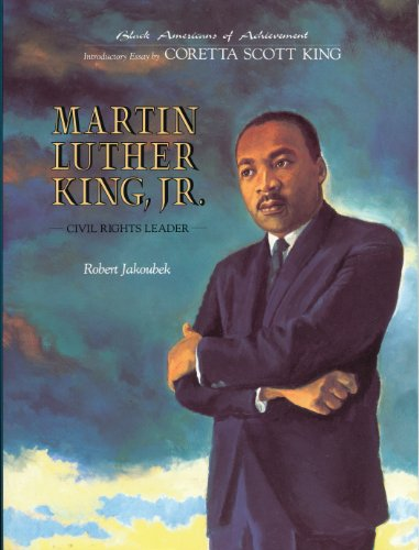 Search : Martin Luther King (Black Americans of Achievement)