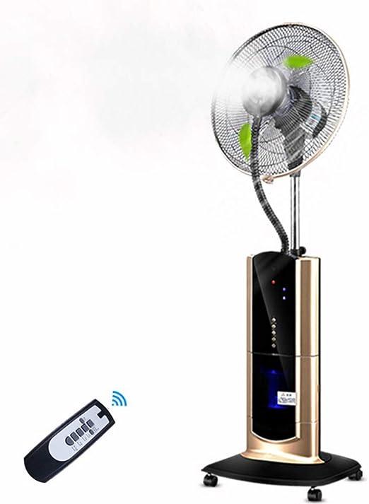 Axdwfd Ventilador de niebla industrial Ventilador eléctrico ...