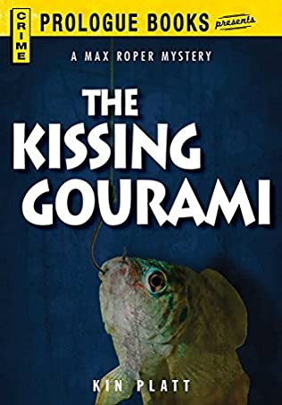 book cover of The Kissing Gourami