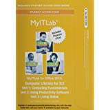 MyITLab with Pearson eText -- Access Card -- for Computer Literacy for IC3