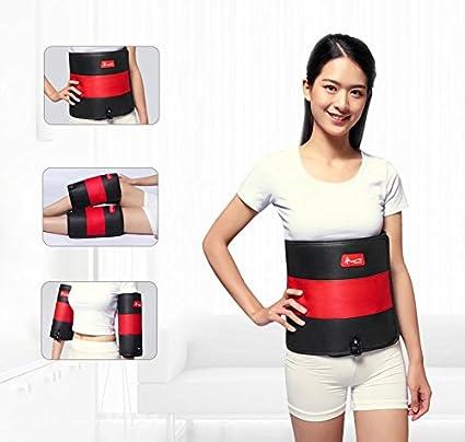 Almohadilla electrica calor cintura codo y rodilla con magnetoterapia,masaje de vibración y función de