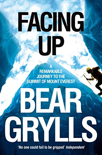 Facing Up: A Remarkable Journey to the Summit of Mt Everest by Brand: Pan Books