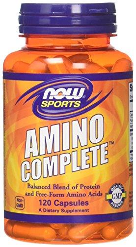Now Foods Amino Complete caps