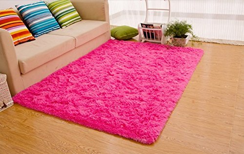 hot pink bedroom decor - 3