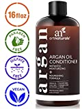 Beauty : ArtNaturals Argan Oil Hair Conditioner  - (16 Fl Oz / 473ml) - Sulfate Free - Treatment for Damaged and Dry Hair - For All Hair Types - Safe for Color Treated Hair