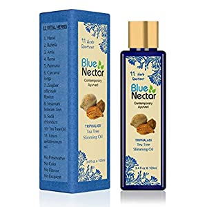 Blue Nectar Ayurvedic Anti Cellulite Oil & Slimming Oil 100Ml