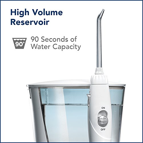 Waterpik Aquarius Professional Water Flosser Designer Series, White, WP-670 by Waterpik (Image #7)