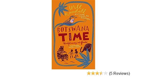 Botswana Time,Will Randall 9780349117775