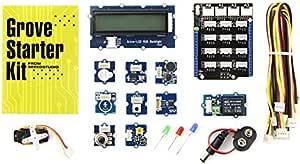 Seeedstudio Grove - Starter Kit for Arduino: Amazon.es: Electrónica