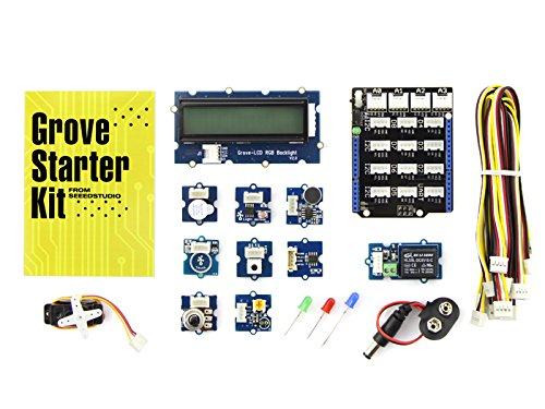 Seeedstudio- Grove - Starter Kit for Arduino-DIY electronic kits-For maker