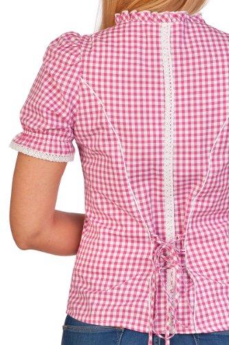 Noorsk Camicia Petra Viola Azzurro Bianco FY8dYwq