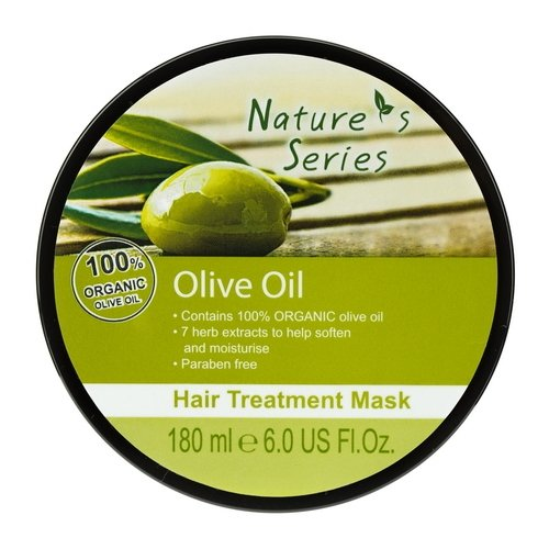 Nature's Series Olive Oil Hair Treatment Mask 6.0 Fl.Oz. (4 Pack)