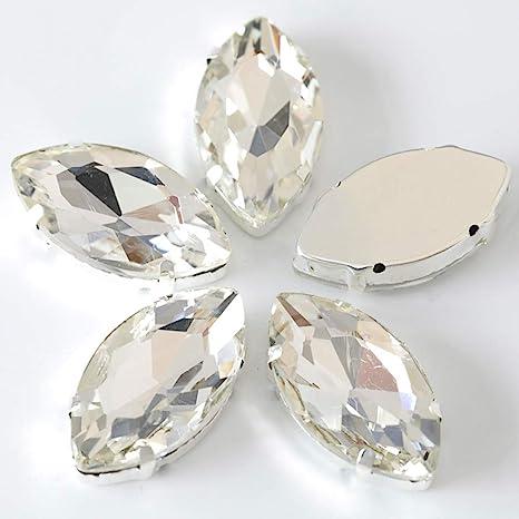Cristal Joyas Para Manualidades de más de 700 piezas