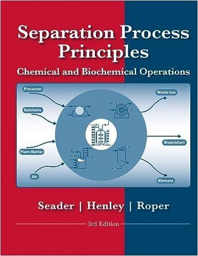 Separation Process Principles (3rd Edition)