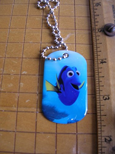 (2016 Finding Dory Dog Tags Upper Deck #1 Dory)