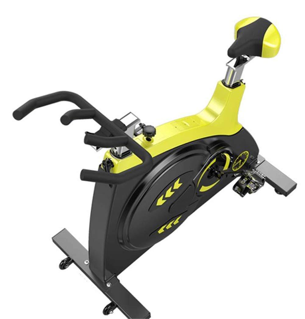 Lcyy-Bike Ciclismo Interior Bicicleta Entrenadores Manual Resistencia Ajustable 20 Kg Volante Cardio Entrenamiento Ajustable Manillares Y Altura De Asiento Comercial para Hombres Y Mujeres