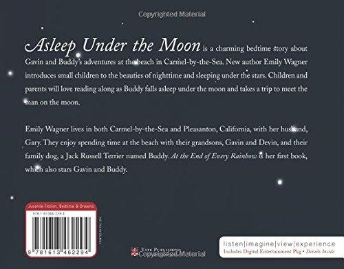 Asleep Under the Moon