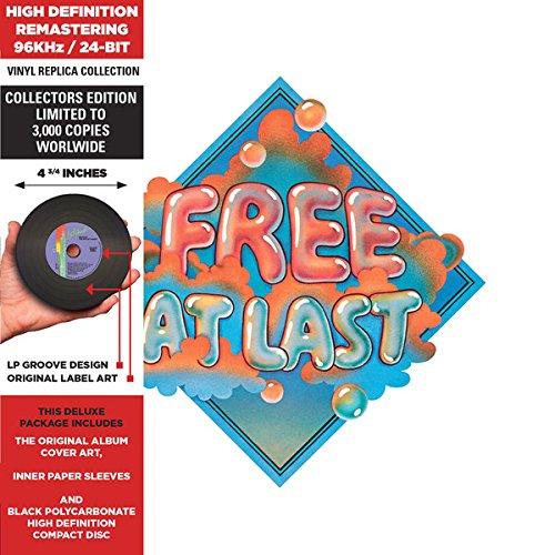 Free - Free At Last - Cardboard Sleeve - High-Definition Cd Deluxe Vinyl Replica  5 Bonus Tracks - Import - Zortam Music