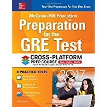 McGraw-Hill Education Preparation for the GRE Test 2017 Cross-Platform Prep Course (Test Prep)