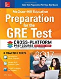 img - for McGraw-Hill Education Preparation for the GRE Test 2017 Cross-Platform Prep Course (Test Prep) book / textbook / text book
