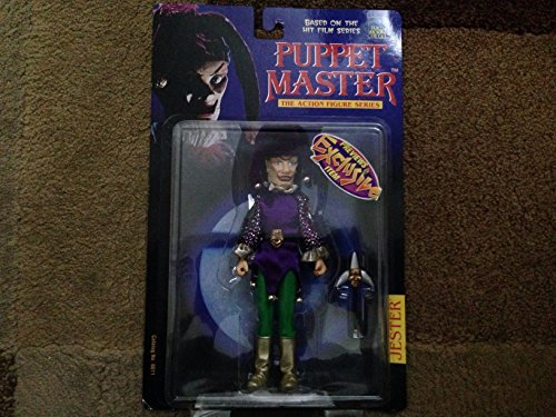 Puppet Master Previews Exclusive Jester Action Figure - Puppet Master Tunneler