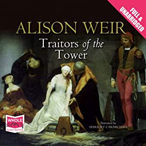 Traitors of the Tower Audiobook