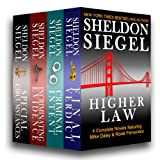 Bargain eBook - Higher Law Box Set