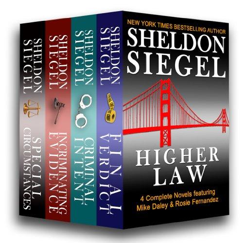 Bargain eBook - Higher Law Box Set