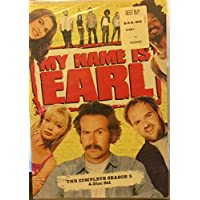 MY NAME IS EARL: SEASON 3 - MY NAME IS EARL: SEASON 3 (4 DVD)
