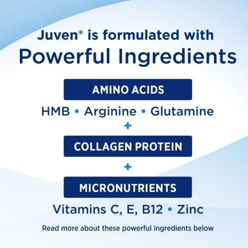 Medline Juven Powder Nutritional Supplement (Fruit Punch, Packaging : 30EachCarton) by Abbott Nutrition (Image #3)