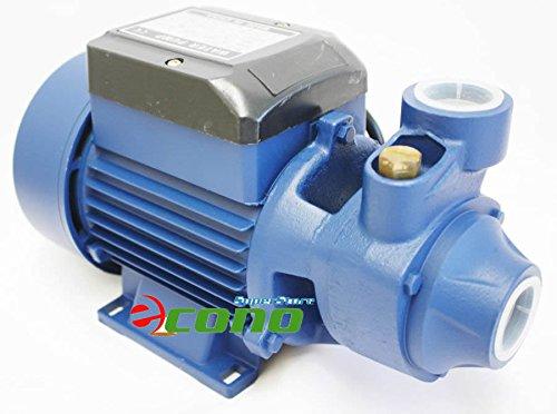 Aluminum 1/2 Hp Electric Water Pump Pool Farm Pond Centrifugal Biodiesel