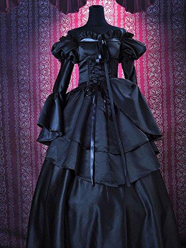[Cosplaygalaxy Code Geass C.C. Lolita Dress Cosplay Costume] (Cc Code Geass Costumes)