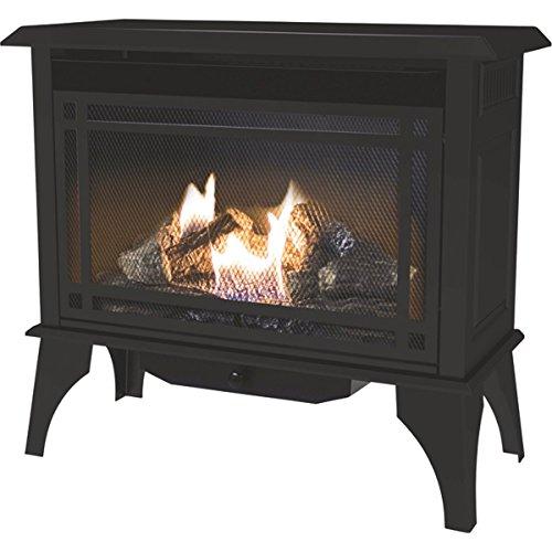 propane fireplace stove - 8