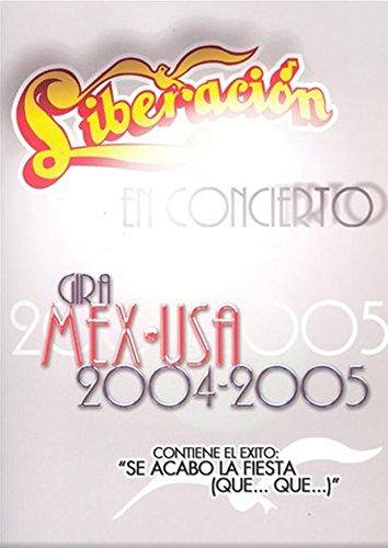 Price comparison product image Liberacion: En Concierto Gira Mex-USA 2004-2005