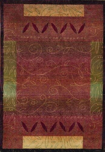 Sphinx by Oriental Weavers: Kharma Rugs: 439R: 6'7''X9'1'' Rectangle by Sphinx