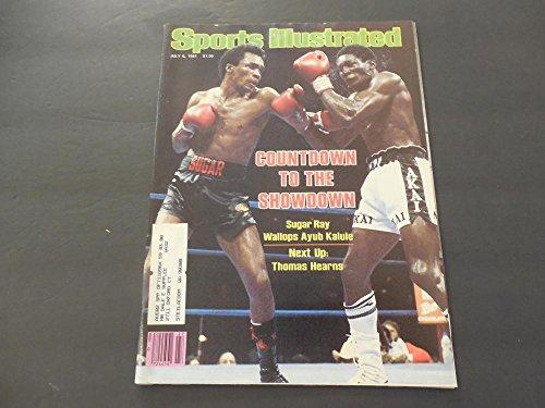 (Sports Illustrated Jul 6 1981 Baseball Strike (Burn'em At The Stake))