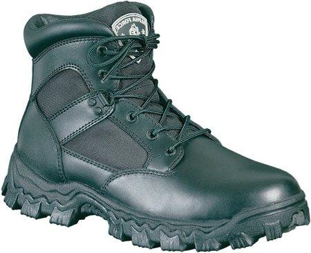 Rocky Tactical Boots Womens Round Toe AlphaForce Black FQ0004167 B07BBSDH4X 9.5 B(M) US|Black