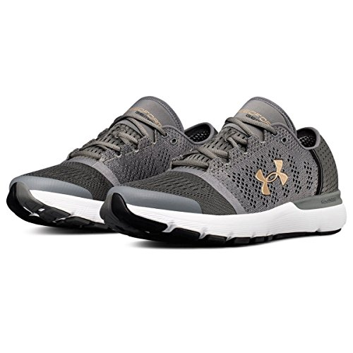 Under Armour Herren UA Speedform Gemini Vent Laufschuhe Clay Grün