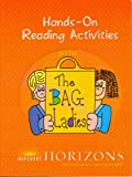 Hands - on Reading Activities with the Bag Ladies, Harcourt School Publishers Staff, 0153356847
