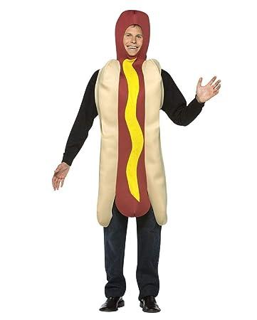 Hot Dog Kostum Als Witzige Verkleidung Zu Karneval Und Fasching
