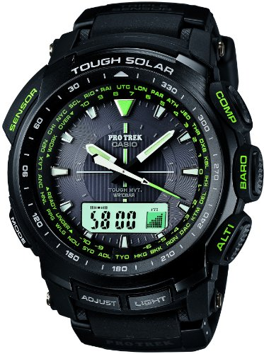 Casio Protrek Tough Multiband PRW 5100 1BJF