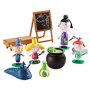 Ben and Hollys Little Kingdom Magic Class Action Figure Set Ages 3+