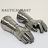 Medieval Knight Italian Style Gauntlet Set By Nauticalmart