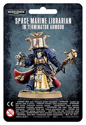 space marine librarian - 2