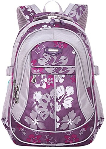 Tinksky Backpack Flowers Backpacks Students