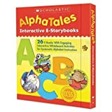 Scholastic - Alphatales Interactive E-Storybooks ''Product Category: Classroom Teaching & Learning Materials/Reading & Writing Materials''