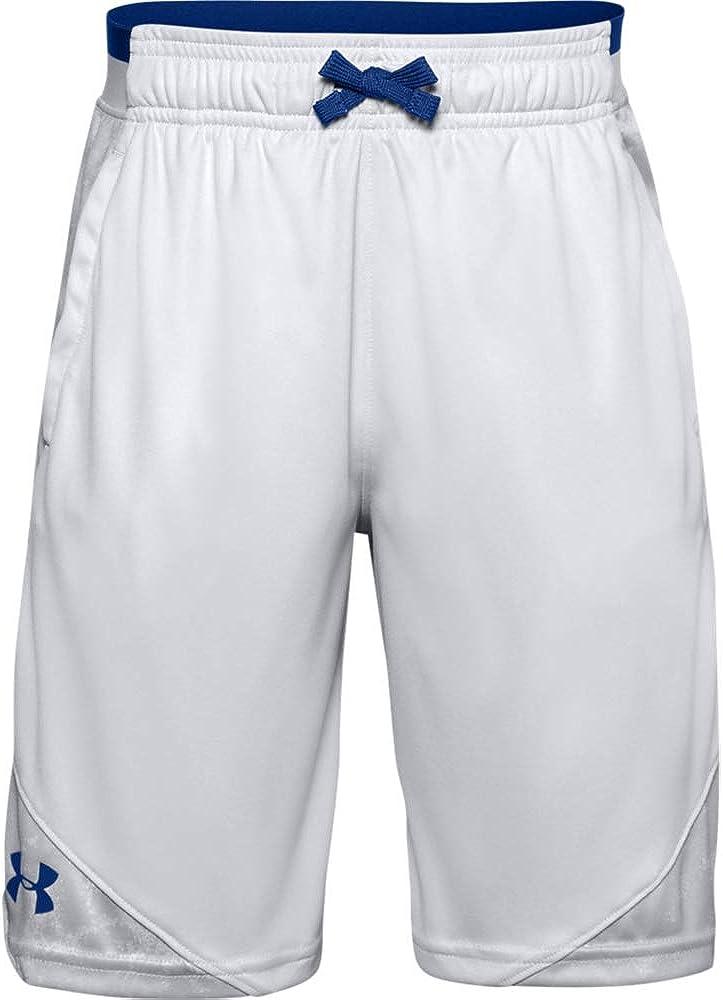 Under Armour Boys' Stunt Novelty Workout Gym Shorts